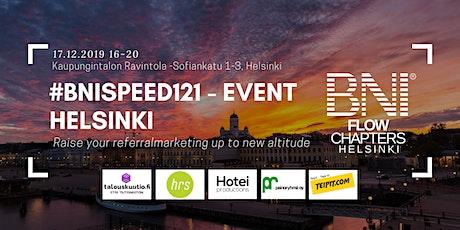 #BNISPEED121 Event! tickets