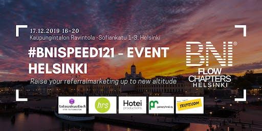 #BNISPEED121 Event!