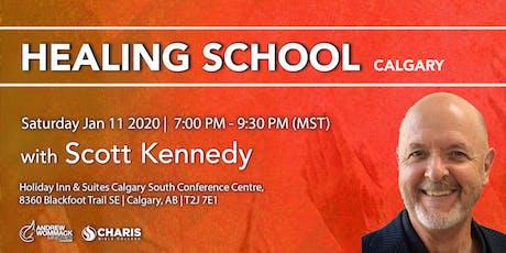 Calgary Healing School  with Scott Kennedy tickets