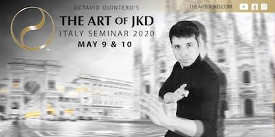 OCTAVIO QUINTERO - Milan Italy May 9 & 10   2020
