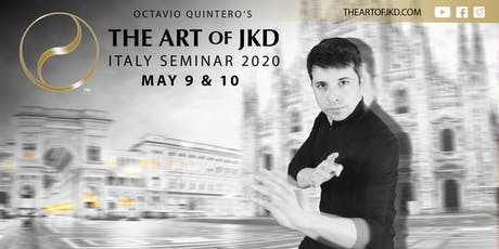 OCTAVIO QUINTERO - Milan Italy May 9 & 10   2020 biglietti