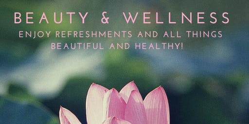 Beauty & Wellness Vendors - Promote Your Business!