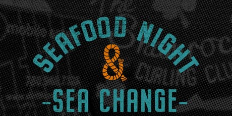 Seachange Tap Takeover & Oceanic Delights Buffet tickets