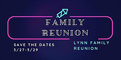 Lynn Family Reunion