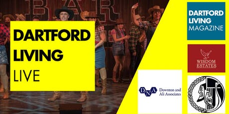 Dartford Living Live - 15th January 2020 7-9pm tickets