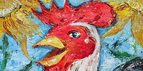 Art Night Paint Party at the 4 Daughters Irish Pub. Jan. 9, 2020. tickets