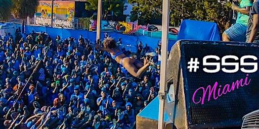 #SSS BLUE JOUVERT DE BIGGEST FETE IN AMERICA 2020
