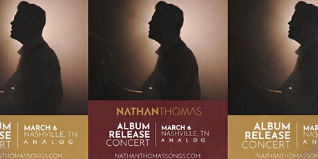 Nathan Thomas Record Release Concert tickets