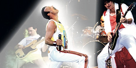 The Bohemians: A night of Queen tickets