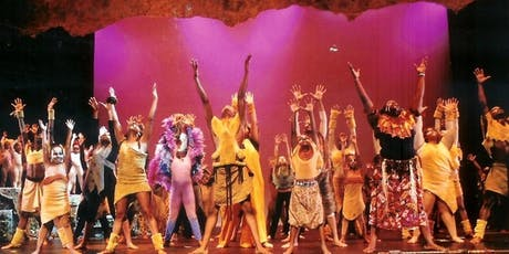 """Northeast Performing Arts Group presents """"The Lion King:RELOADED"""" Matinee tickets"""