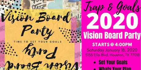 Houston Trap & Goals  Board Party tickets