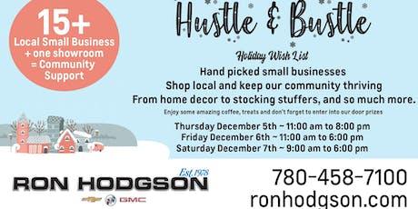 Hustle & Bustle Holiday Wish List Market tickets
