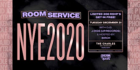 HIDE + SEEK presents Room Service NYE2020 - LIMITED FREE RSVP tickets