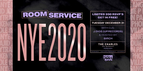 HIDE + SEEK presents Room Service NYE2020 - LIMITE tickets