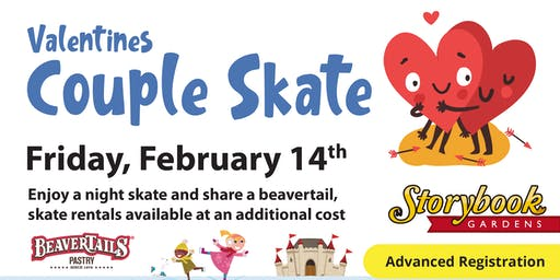 Valentine's Day Evening Couples Skate