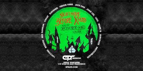 EPR NIGHTMARE BEFORE CHRISTMAS tickets