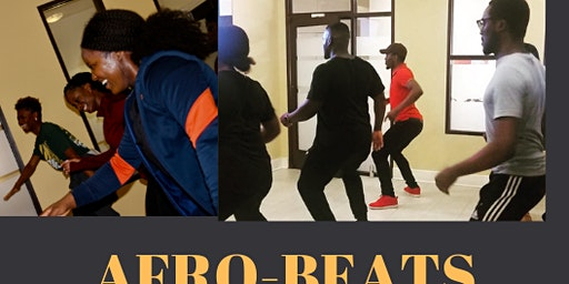 AFRO-BEATS BURN OUT Dance Class