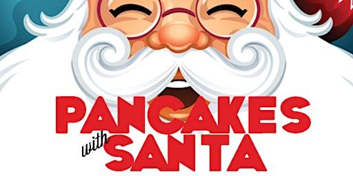 Santa Pajama Pancake Christmas