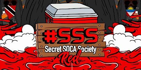 #SSS RED JOUVERT  COOLER FETE 2020 tickets