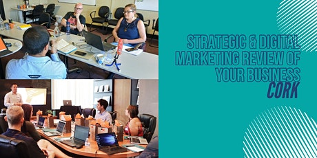 Digital Marketing & Strategic  Review of your Startup/Business/Brand tickets