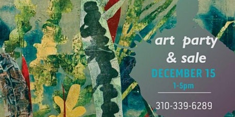 Art Studio Party and Sale tickets