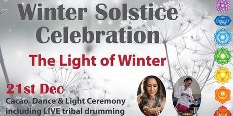 Winter Solstice Celebration : The Light of winter tickets