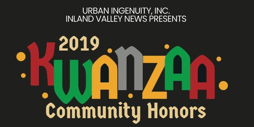 Kwanzaa Community Honors
