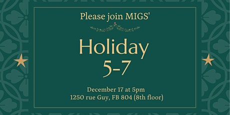 Holiday 5-7 tickets