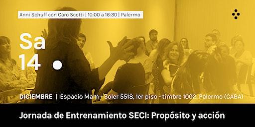 Jornada de Entrenamiento SECI: Propósito y acción