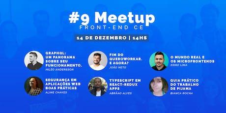#09 Meetup Front-End CE ingressos