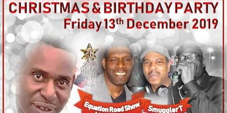 Soul on Sundays Christmas Party and Chairman of The Board Birthday Party tickets