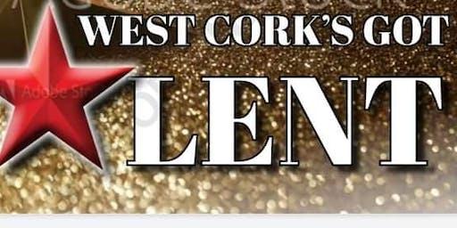 West Corks Got Talent Registration Auditions January 11th