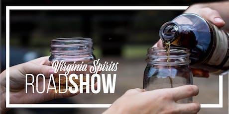 Virginia Spirits Roadshow: Charlottesville at IX Art Park tickets