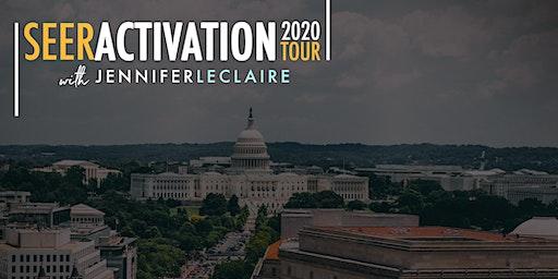 Seer Activation 2020 Tour Washington, D.C.