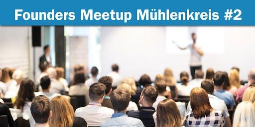Founders Meetup Mühlenkreis #2