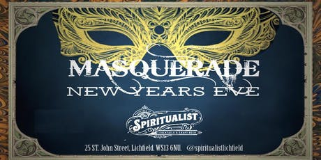 New Years Eve  Masquerade Party tickets