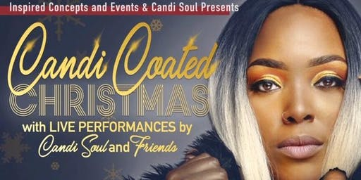 Candi Coated Christmas!