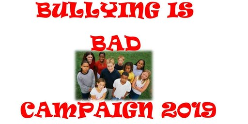 Bullying Is Bad Campaign- Presented by Playtime Drama Club