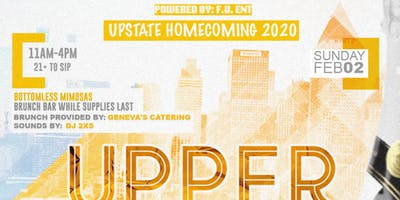 USCU HC 2020: Upper Echelon Brunch, Volume 1