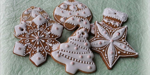 Cookie Decorating Class - Christmas ornaments