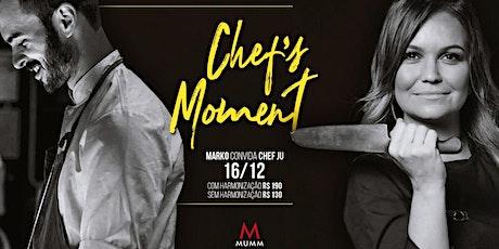 CHEF'S MOMENT | 20:00 ingressos