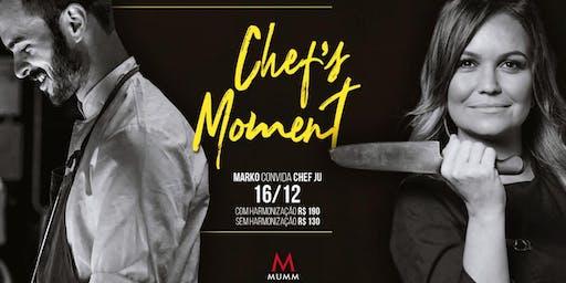 CHEF'S MOMENT | 20:00