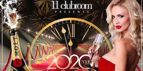 Capodanno 2020 - 11Clubroom tickets