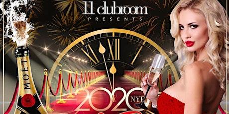 Capodanno 2020 - 11Clubroom biglietti