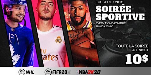 Soirée Sportive Esports | Esports Sports Night