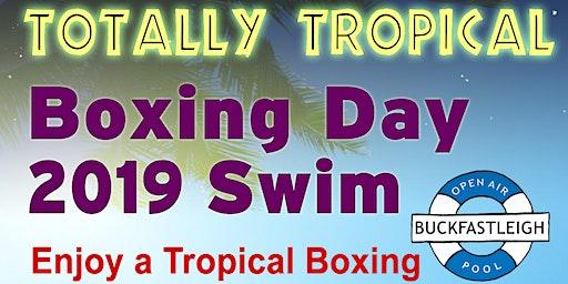 Tropical Boxing Day Swim