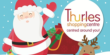 Visit Santa for FREE at Thurles Shopping Centre tickets