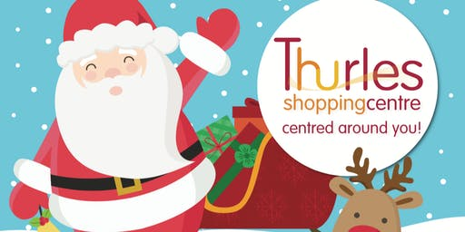 Visit Santa for FREE at Thurles Shopping Centre