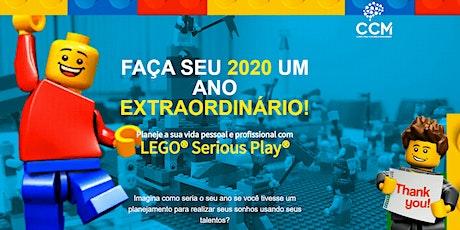 Workshop Lego Serious Play ingressos