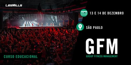 GFM (Group Fitness Magenament) - 2019 tickets